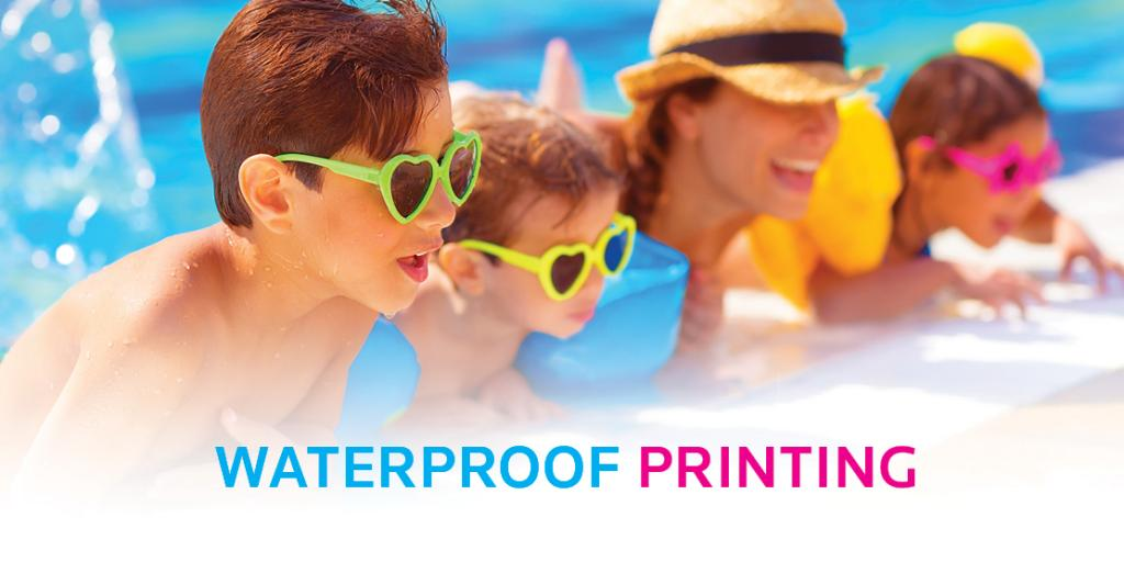 News: Waterproof Paper Printing